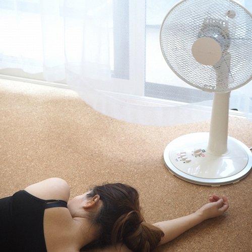 夏バテ対策4つのポイント!暑い夏を乗り切る方法!!