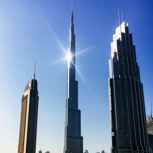 超高層ビルランキングベスト10!世界第1位ブルジュ・ハリファ828.9メートル!!