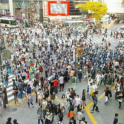人口ランキングベスト10!都道府県第1位は東京都1,392.9万人!!